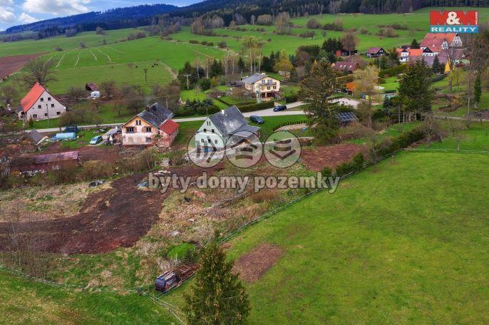 Prodej, Pozemek k bydlení, Meziměstí, Dlouhá
