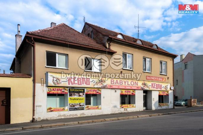 Prodej, Rodinný dům, 851 m², Holice, Vysokomýtská
