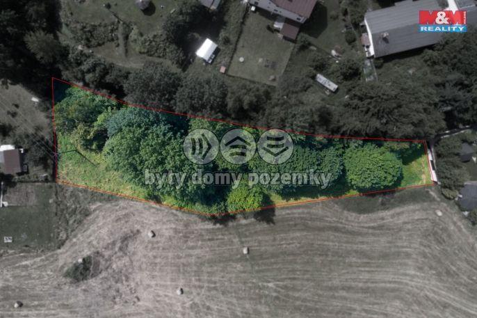 Prodej, Pozemek k bydlení, Horní Slavkov, Zahradní