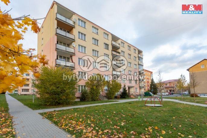 Prodej, Byt 1+1, 36 m², Nové Sedlo, Sadová