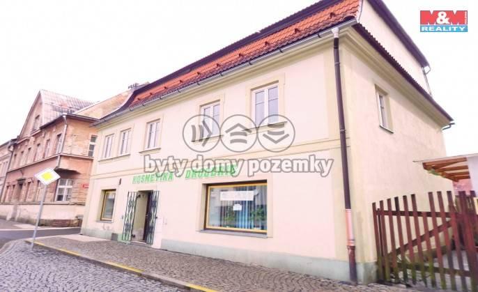 Pronájem, Obchod a služby, 295 m², Jablonné v Podještědí, Zdislavy z Lemberka