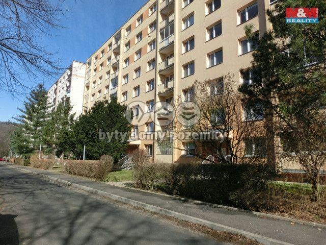 Pronájem, Byt 1+1, 34 m², Ústí nad Labem, Maková