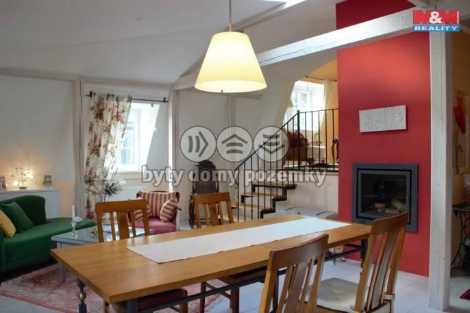 Prodej, Atypický byt, 94 m², Mariánské Lázně, Třebízského