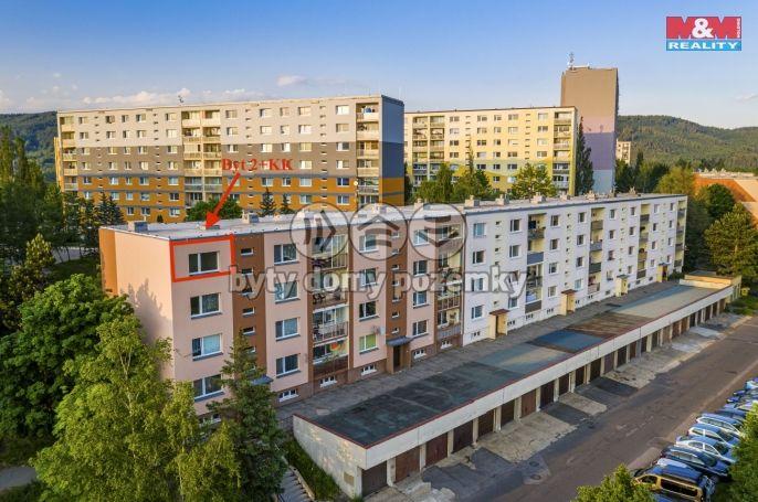Prodej bytu 2+kk v Liberci, ul. Olbrachtova