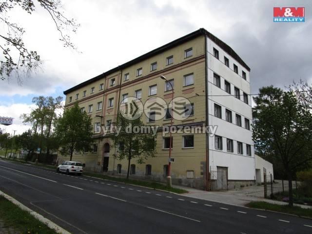 Pronájem, Výrobní objekt, 200 m², Aš, Chebská