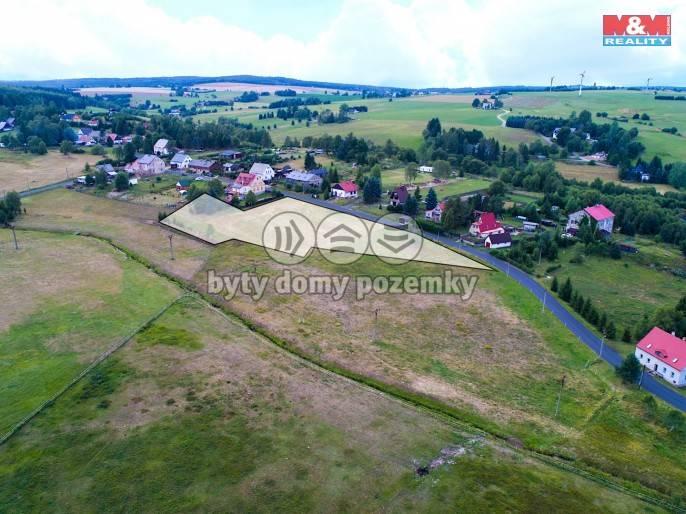 Prodej, Pozemek k bydlení, 5989 m², Kalek