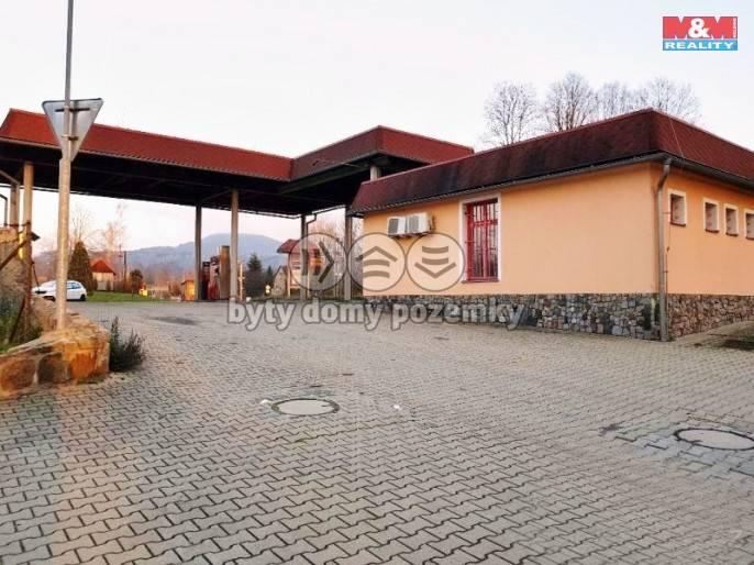 Prodej, Obchod a služby, 1622 m², Chřibská
