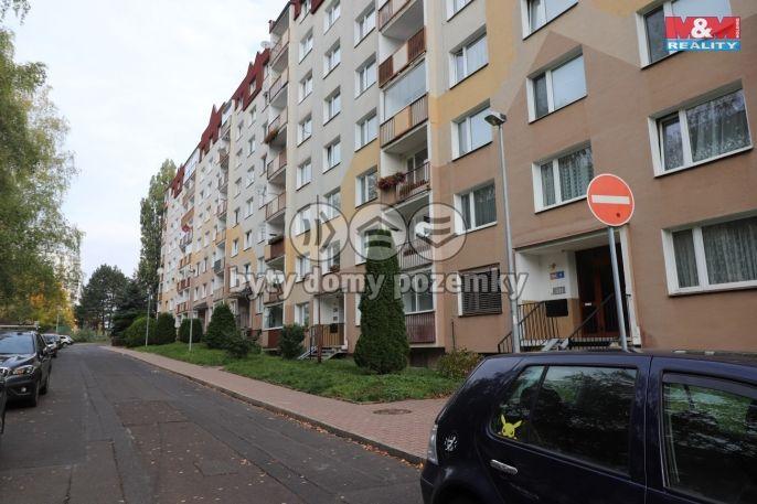 Prodej, Byt 2+1, 62 m², Ústí nad Labem, Ořechová