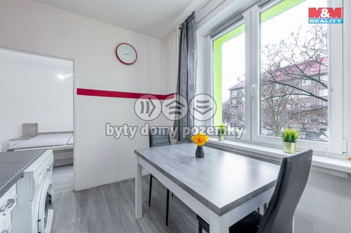 Prodej, Byt 2+1, 51 m², Jirkov, Ervěnická