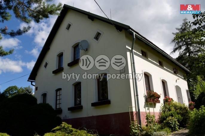 Prodej, Chalupa, 4133 m², Václavov u Bruntálu
