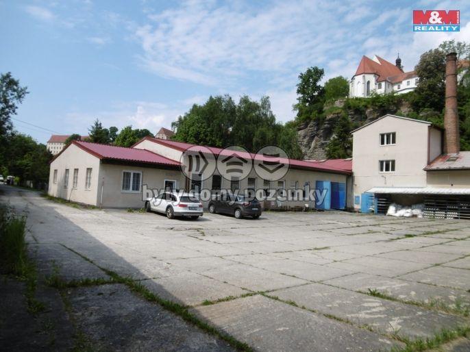 Pronájem, Výrobní objekt, 1187 m², Bechyně, Zářečí