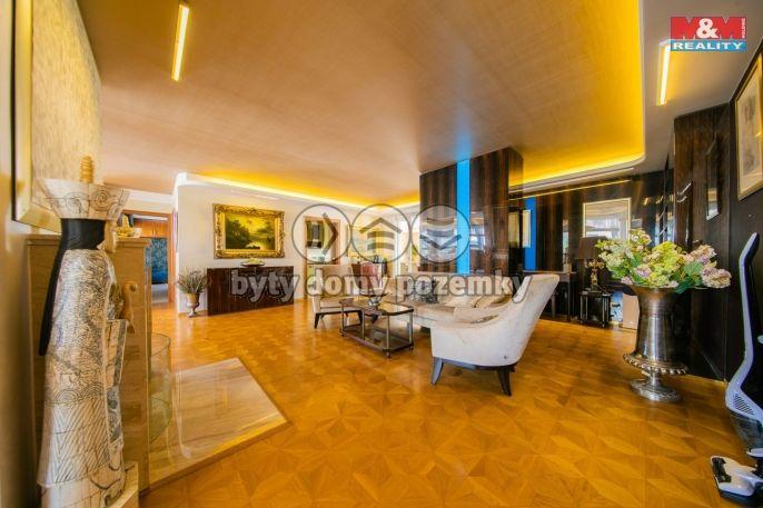 Prodej, Byt 5+1 a větší, 369 m², Praha, Nad Ryšánkou