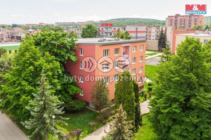 Pronájem, Byt 3+1, 61 m², Jirkov, Studentská