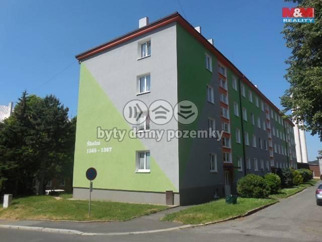 Prodej, Byt 2+1, 55 m², Tachov, Školní