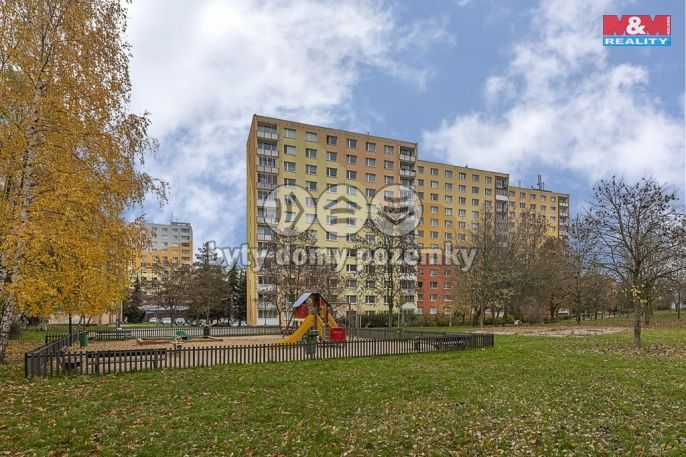 Prodej, Byt 2+1, 64 m², Chomutov, Holešická