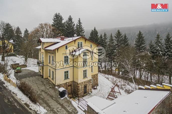 Prodej, Hotel, penzion, 987 m², Janské Lázně