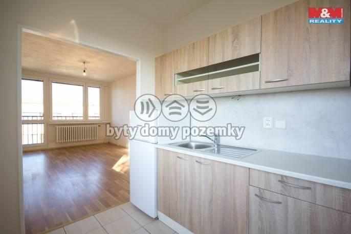 Pronájem, Byt 3+1, 62 m², Praha, V pláni