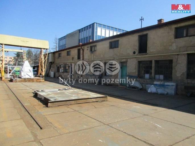 Prodej, Výrobní objekt, 2373 m², Prostějov, Sladkovského