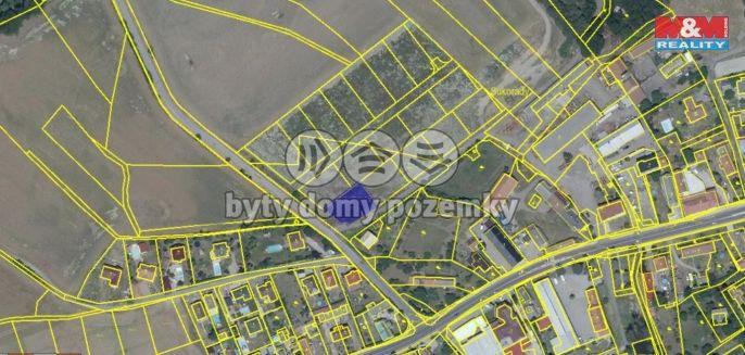 Prodej, Pozemek k bydlení, 834 m², Sukorady