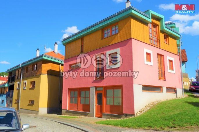 Prodej, Byt 2+kk, 49 m², Mnichovo Hradiště, Příčná
