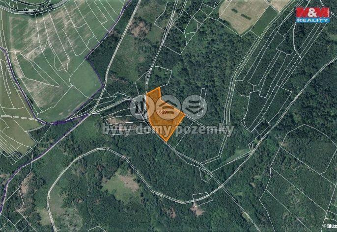 Prodej, Louka, 16367 m², Poleň