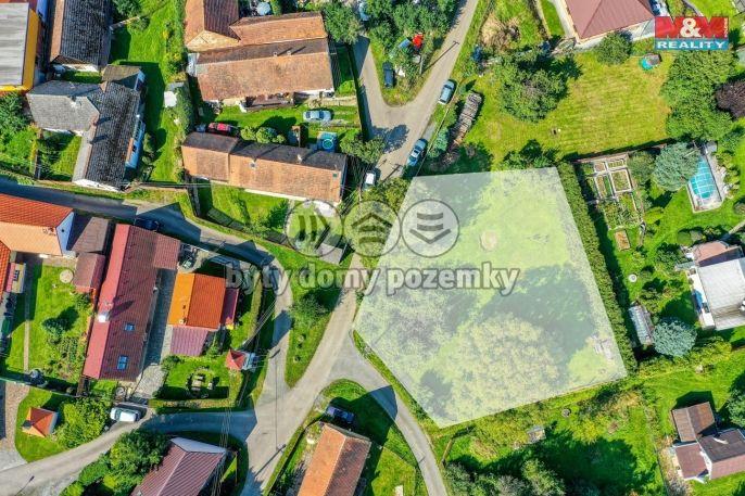 Prodej, Pozemek k bydlení, 1309 m², Lužany