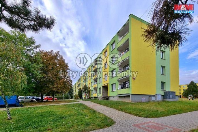 Prodej, Byt 1+kk, 19 m², Postoloprty, Třebízského náměstí