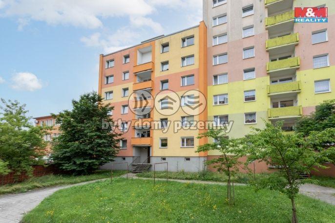 Prodej bytu 2+1, 61 m², Karlovy Vary, ul. Stará