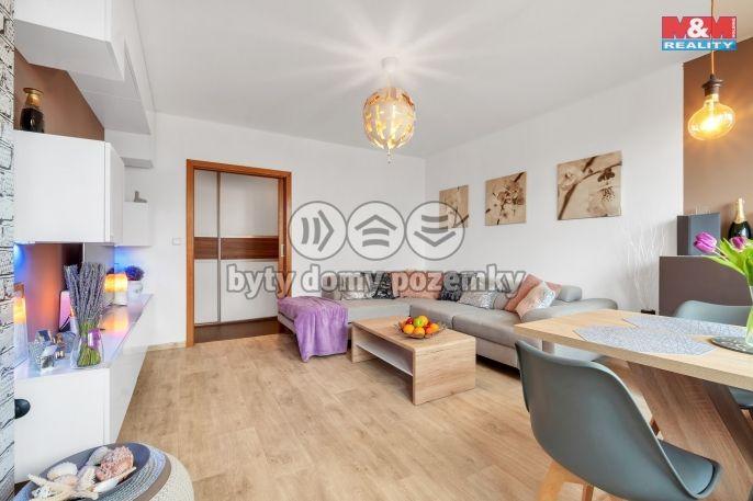 Prodej, byt 4+1, Praha, u Prokopského údolí