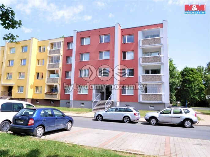 Prodej, Byt 3+1, 82 m², Podbořany
