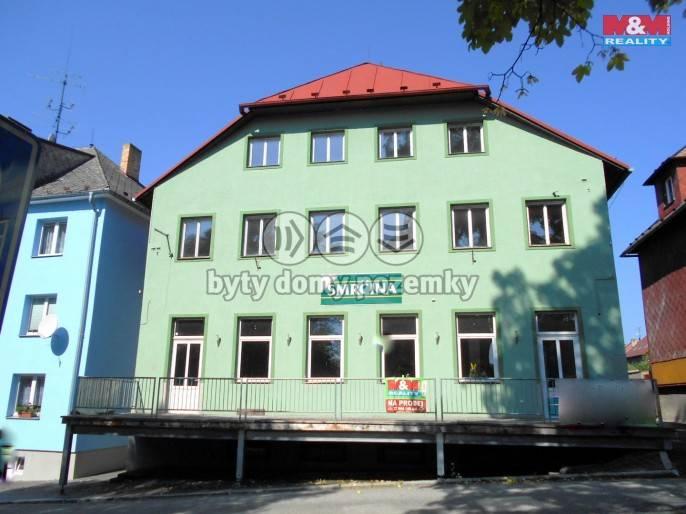 Prodej, Hotel, penzion, 2217 m², Horní Planá, Náměstí