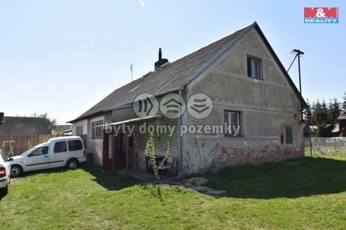 Prodej, Rodinný dům, 4549 m², Bezvěrov