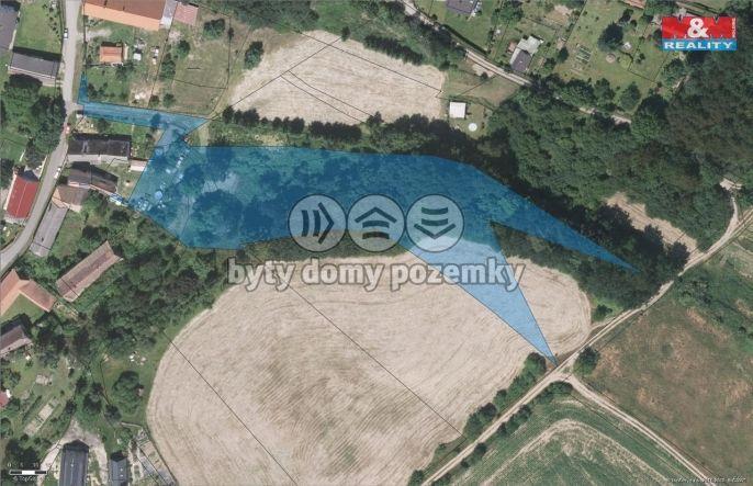 Prodej, Pozemek k bydlení, 7207 m², Chlum