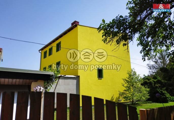 Prodej, rodinný dům, 258 m2, Mar. Lázně, ul. Palackého
