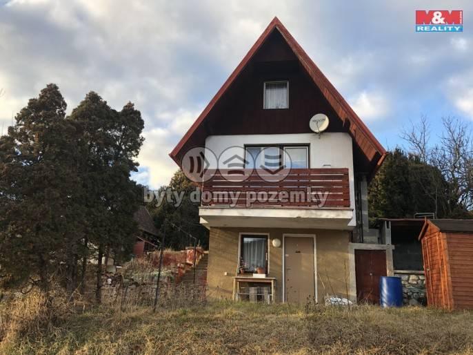 Prodej, Chata, 17 m², Velký Týnec, Zábraní