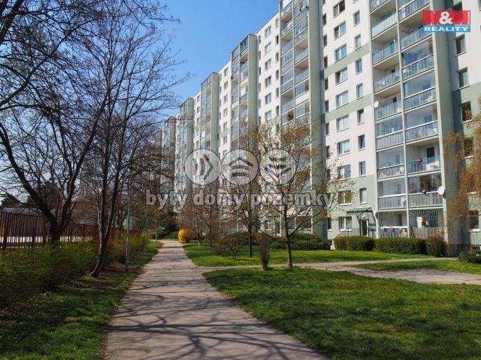 Prodej, Byt 3+1, 72 m², Praha, Bachova