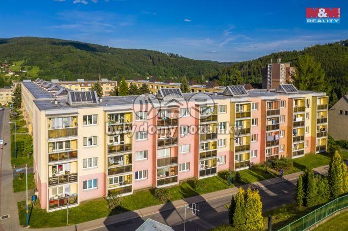 Prodej, Byt 3+1, 70 m², Tanvald, Okružní