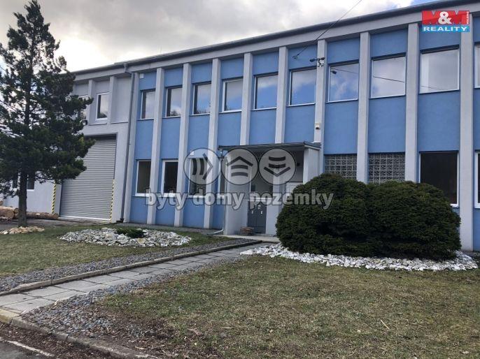 Pronájem, Výrobní objekt, 1128 m², Město Albrechtice