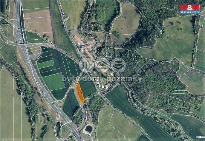 Prodej pole, 2993 m², Řehlovice