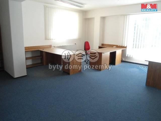 Pronájem, Kancelářský prostor, 30 m², Zlín