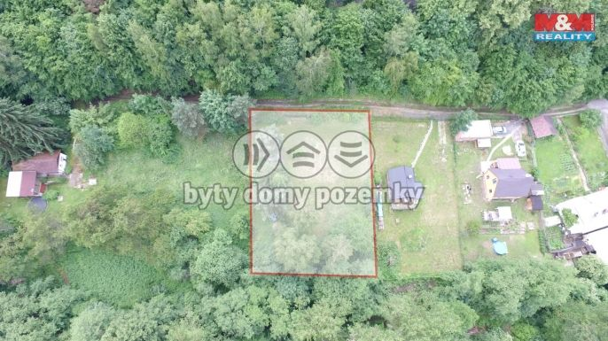 Prodej, Pozemek k bydlení, 934 m², Bělá pod Bezdězem, Za Rybníkem Slon
