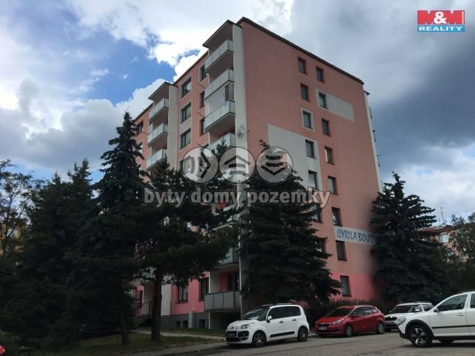 Prodej, Byt 2+1, 58 m², Třebíč, C. Boudy