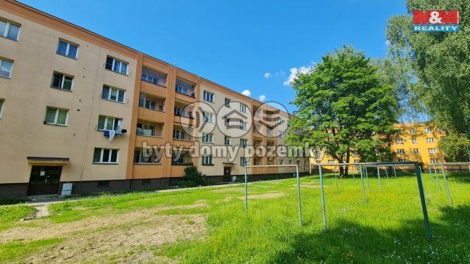 Prodej, Byt 2+1, 56 m², Ostrava, Kosmonautů