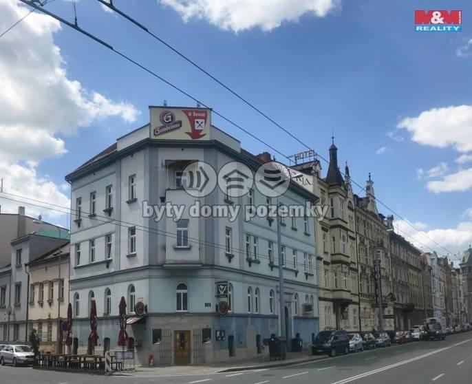 Pronájem, Byt 3+kk, 92 m², Plzeň, Borská