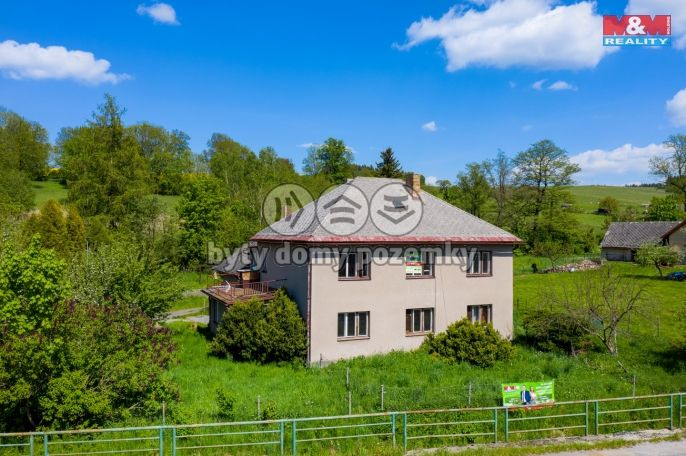 Prodej, Rodinný dům, 787 m², Krouna