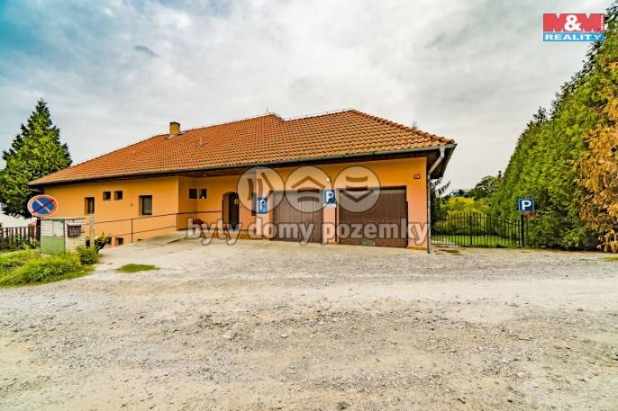 Prodej, Rodinný dům, 1391 m², Kosoř