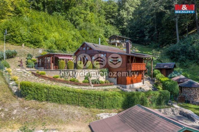 Prodej, Rodinný dům, 841 m², Mírová pod Kozákovem