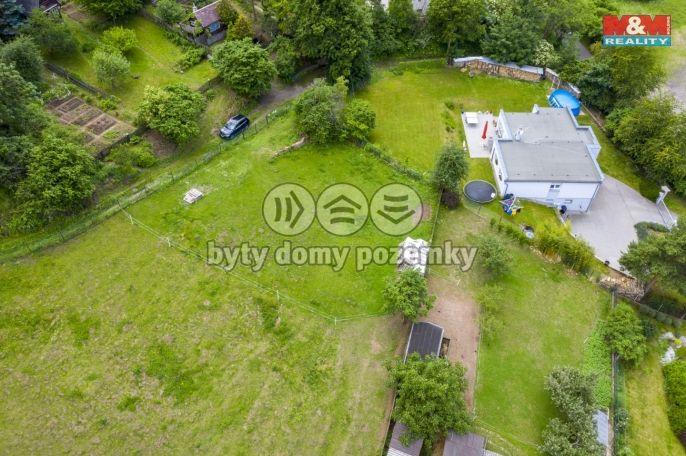 Prodej, pozemek bydlení 848 m², Ústí nad Labem -