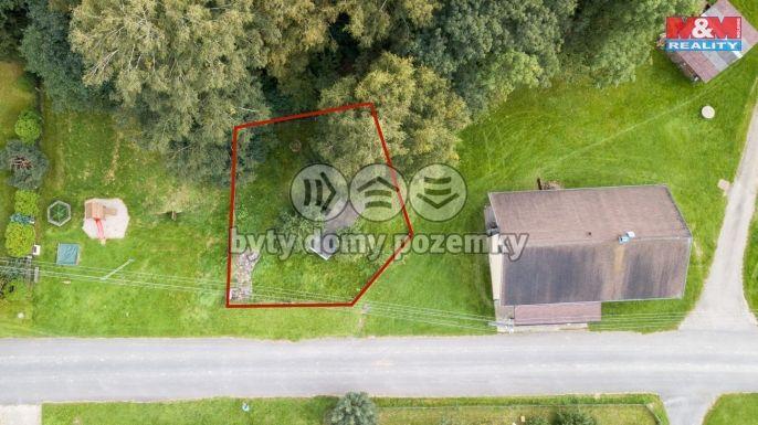Prodej, Zahrada, 277 m², Mladé Bříště