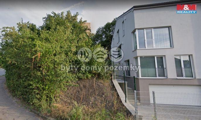 Prodej, Pozemek k bydlení, 505 m², Praha, Pod višňovkou
